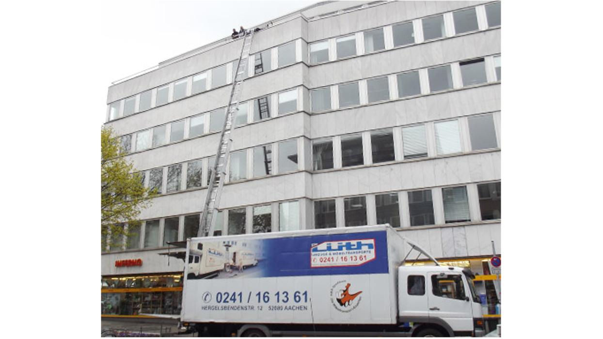 Aachener Allround Möbelspedition und Transporte Lüth GmbH