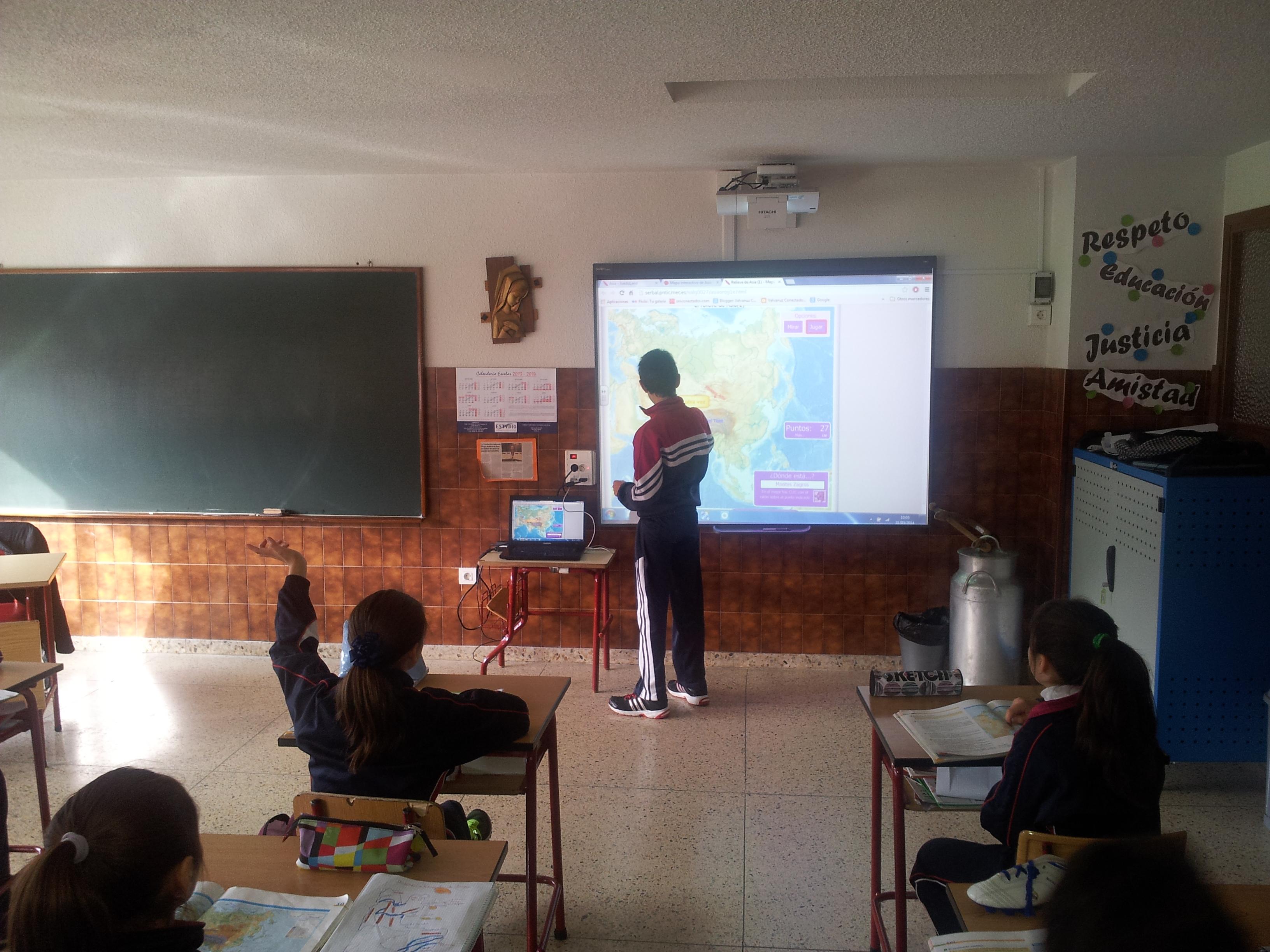 Colegio Virgen de Valvanuz