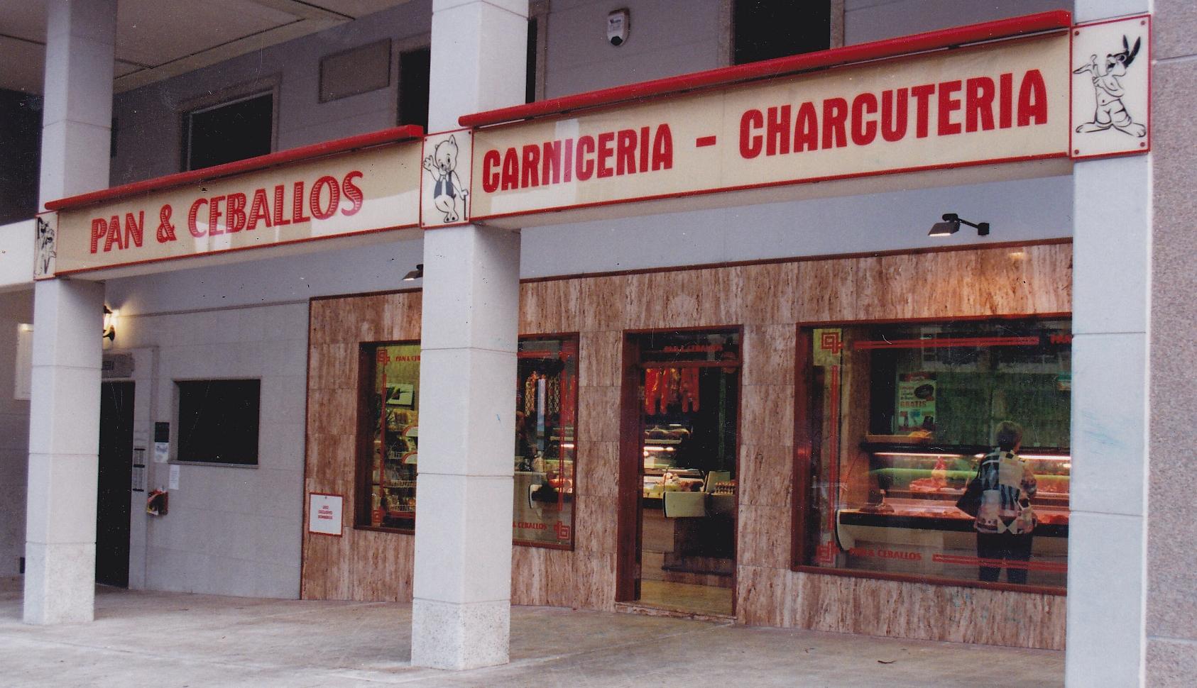 CARNICERIAS PAN CEBALLOS