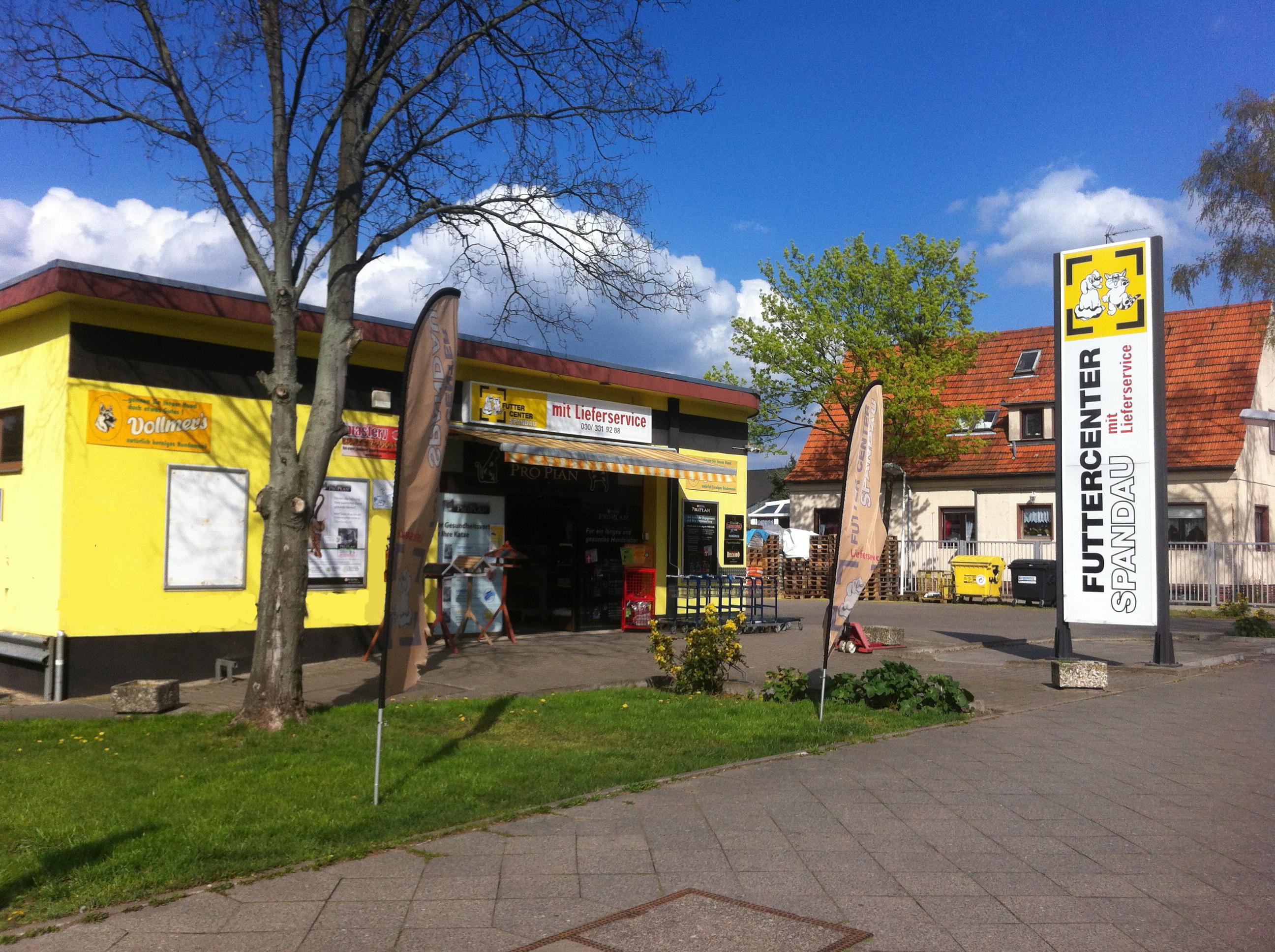 Futtercenter Spandau