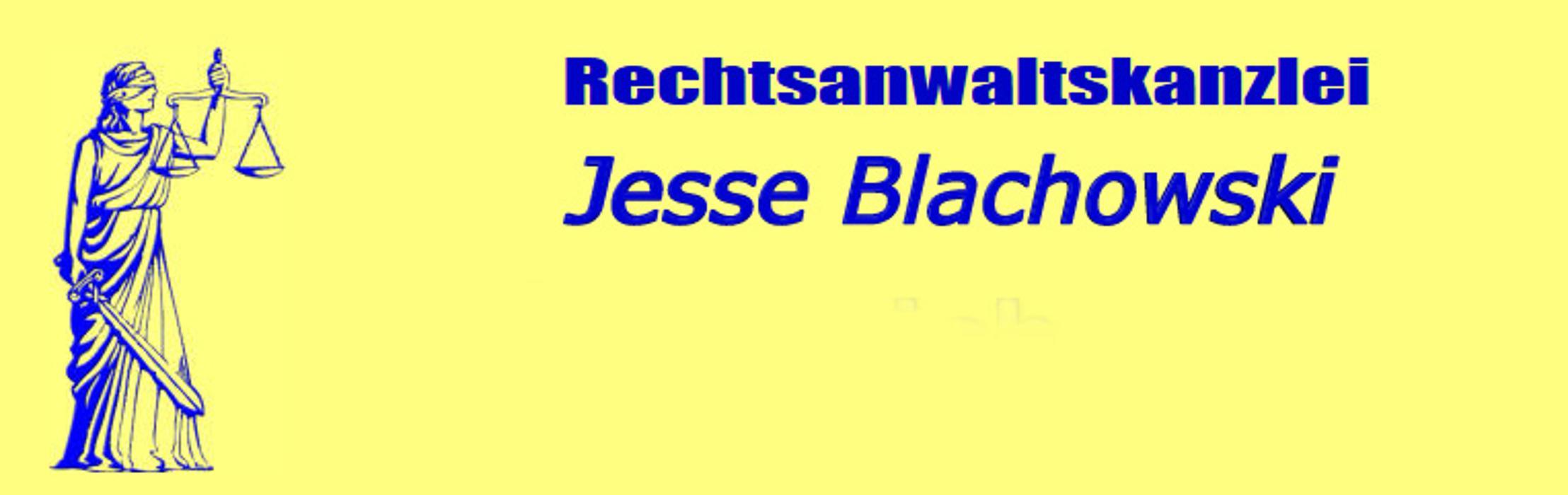 Bild zu Rechtsanwalt Jesse Blachowski in Cottbus