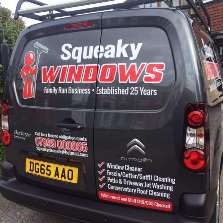 Squeaky Clean Window Cleaning - Crewe, Cheshire CW2 6NY - 07999 000865 | ShowMeLocal.com