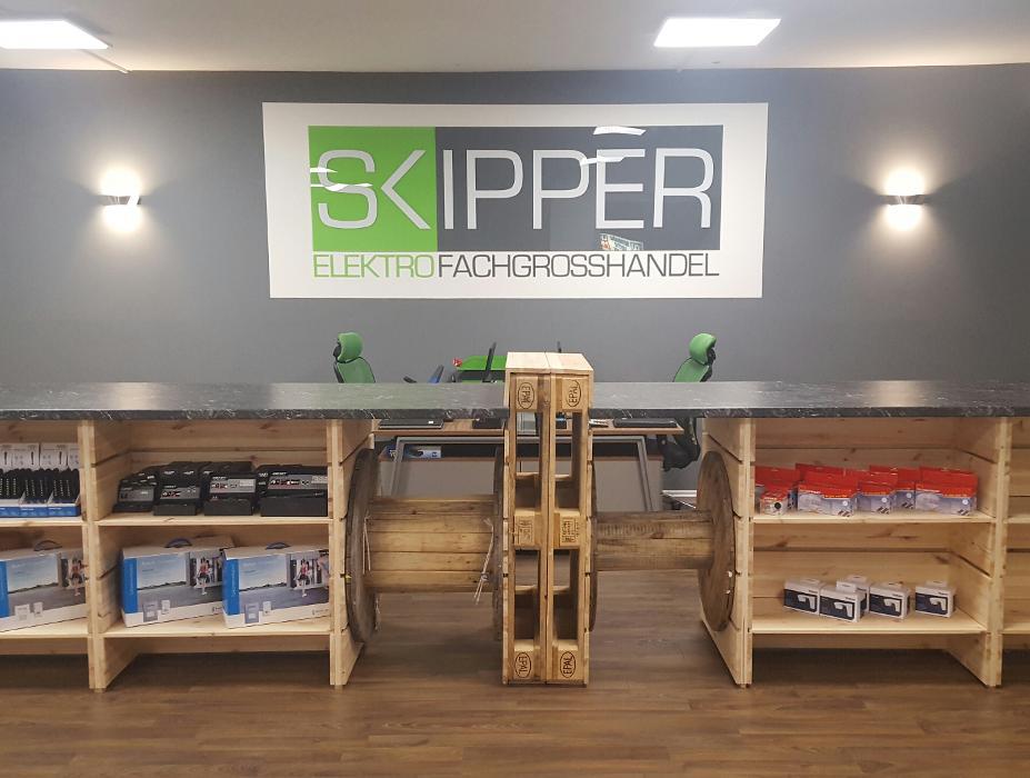 SKIPPER Elektrofachgroßhandel GmbH, Bruderschaftsweg in Krefeld