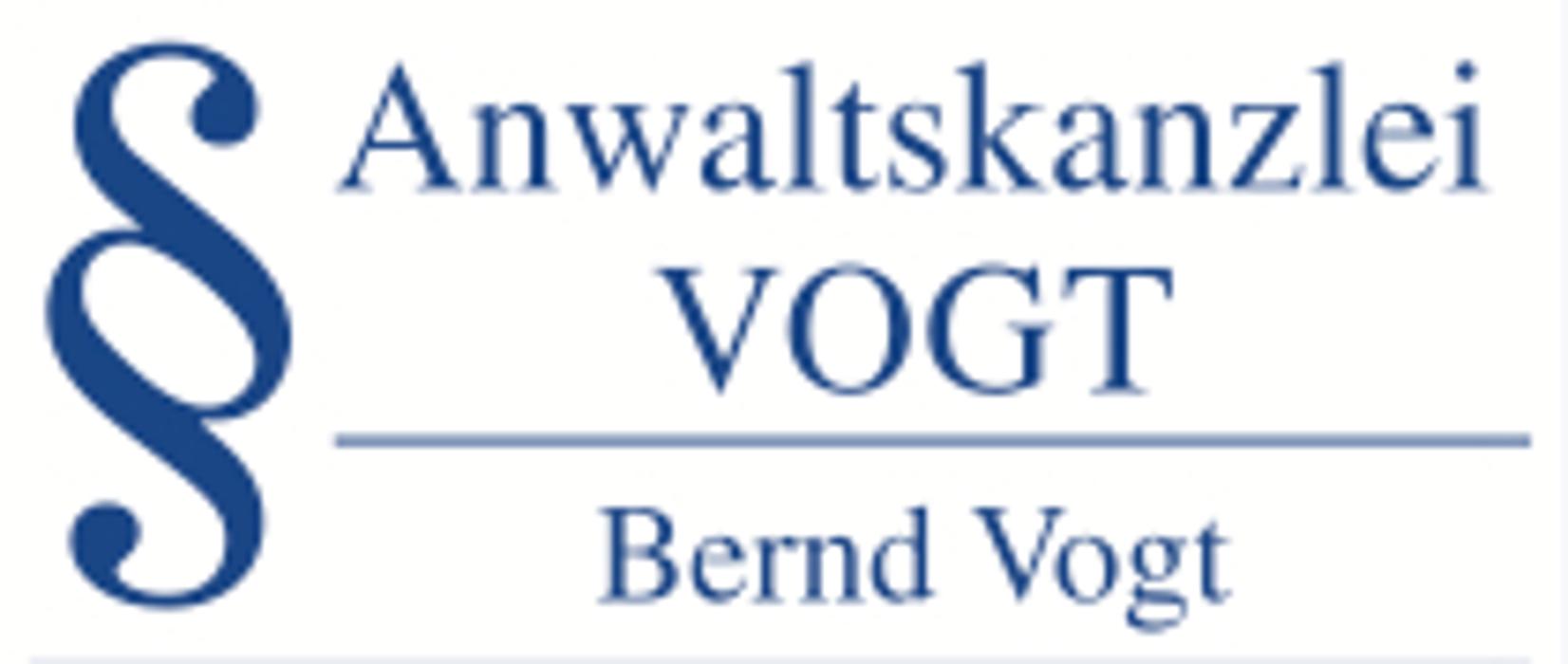 Bild zu Rechtsanwalt Bernd Vogt in Grünstadt