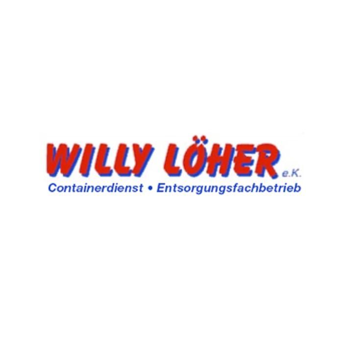 Bild zu Containerdienst Willy Löher e.K. in Burscheid im Rheinland