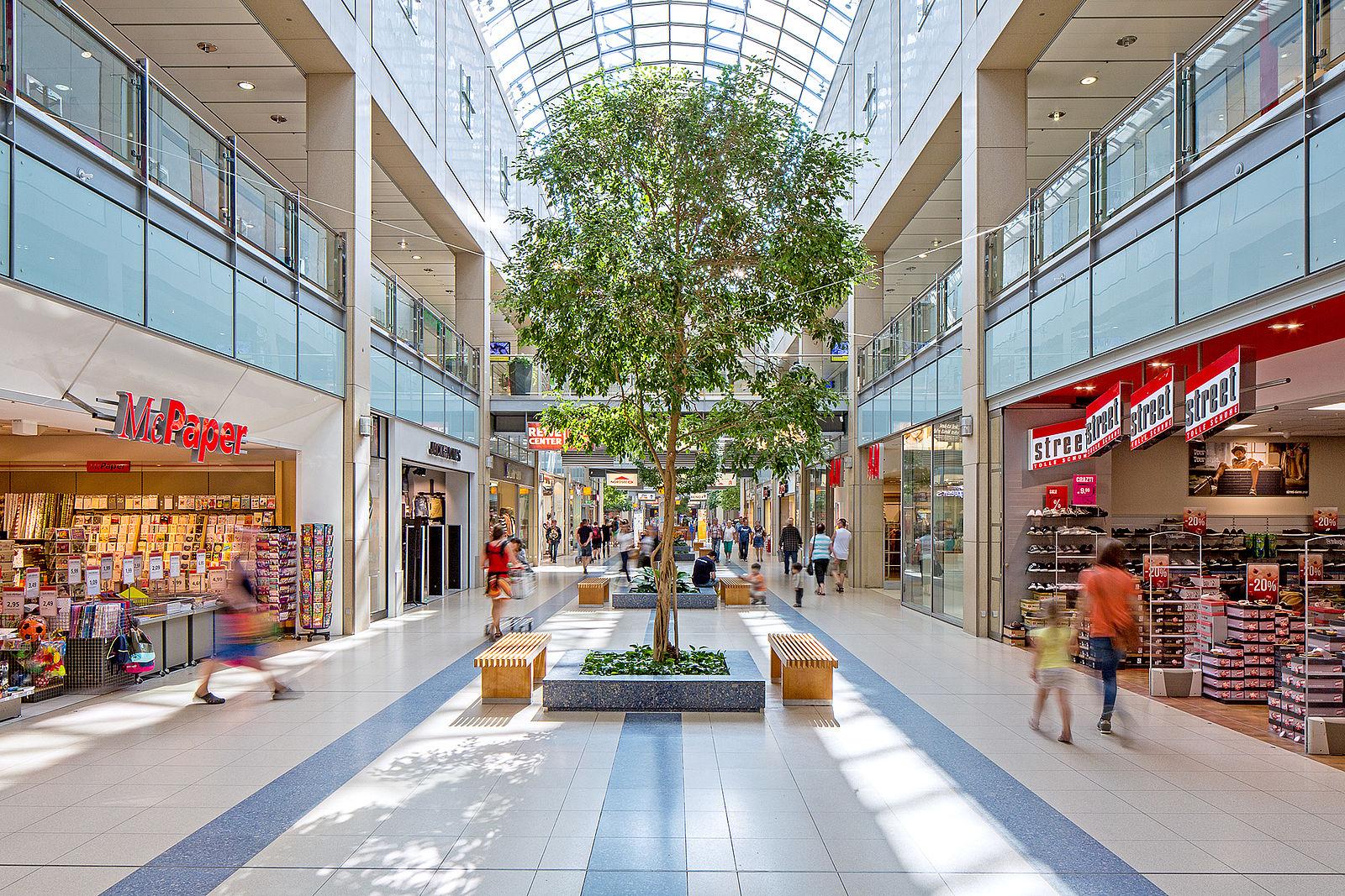 Allee Center Leipzig Geschäfte