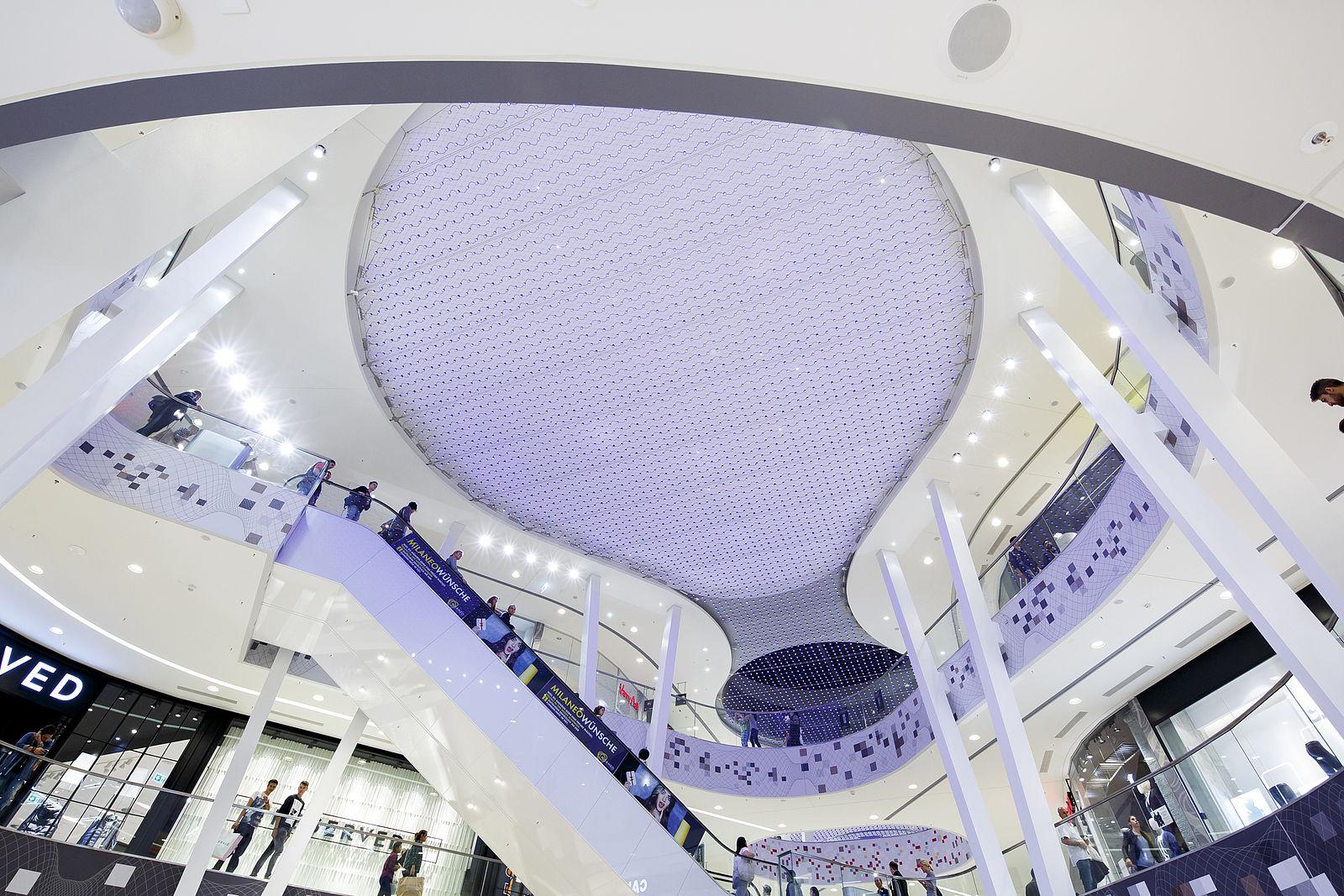best price uk availability most popular Milaneo Stuttgart - Einkaufszentren Und Kaufhäuser in ...