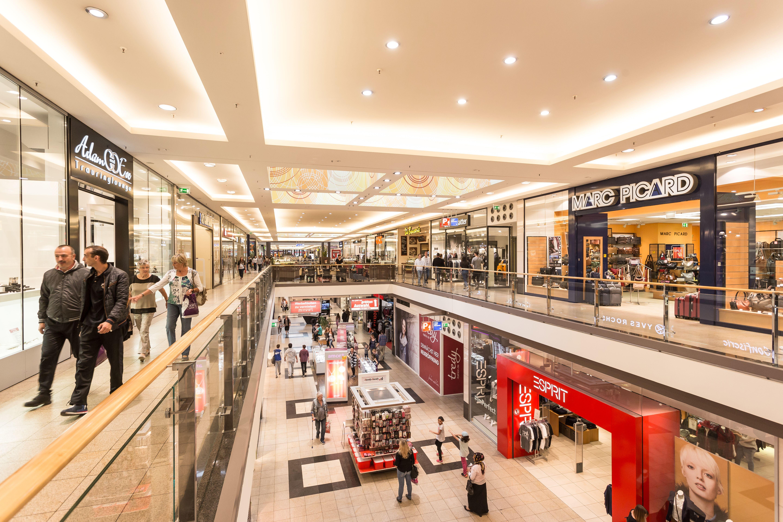 Wetzlar Einkaufszentrum