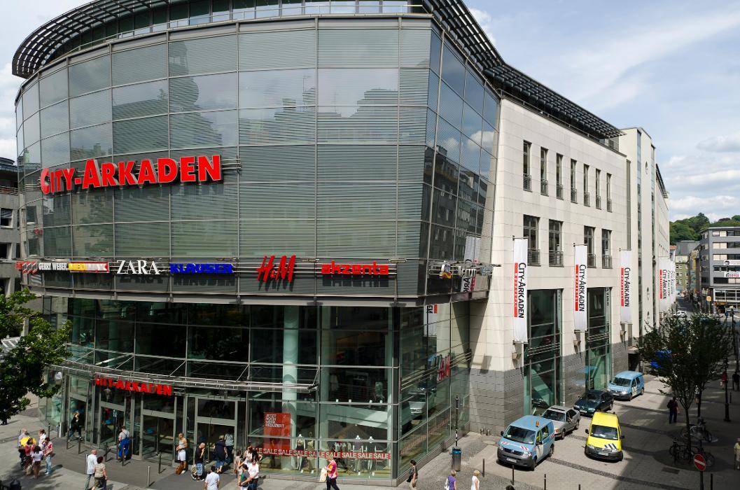 City-Arkaden Wuppertal, Alte Freiheit in Wuppertal