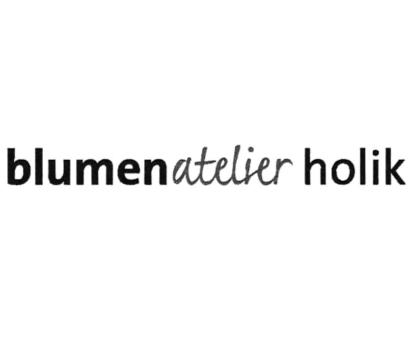 Logo von blumenatelier holik