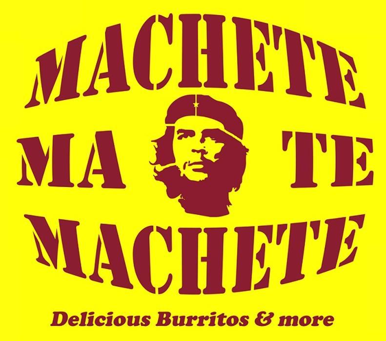 Logo von Machete Burrito Berlin