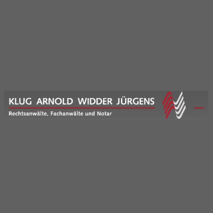 Bild zu KLUG ARNOLD WIDDER JÜRGENS Rechtsanwälte Fachanwälte Notare in Bochum