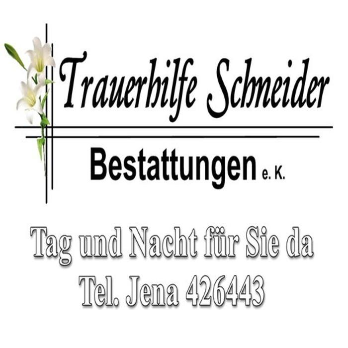 Bild zu Trauerhilfe Schneider Bestattungen e. K. in Jena