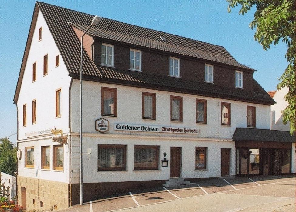 abclocal - discover about Goldener Ochsen in Göppingen