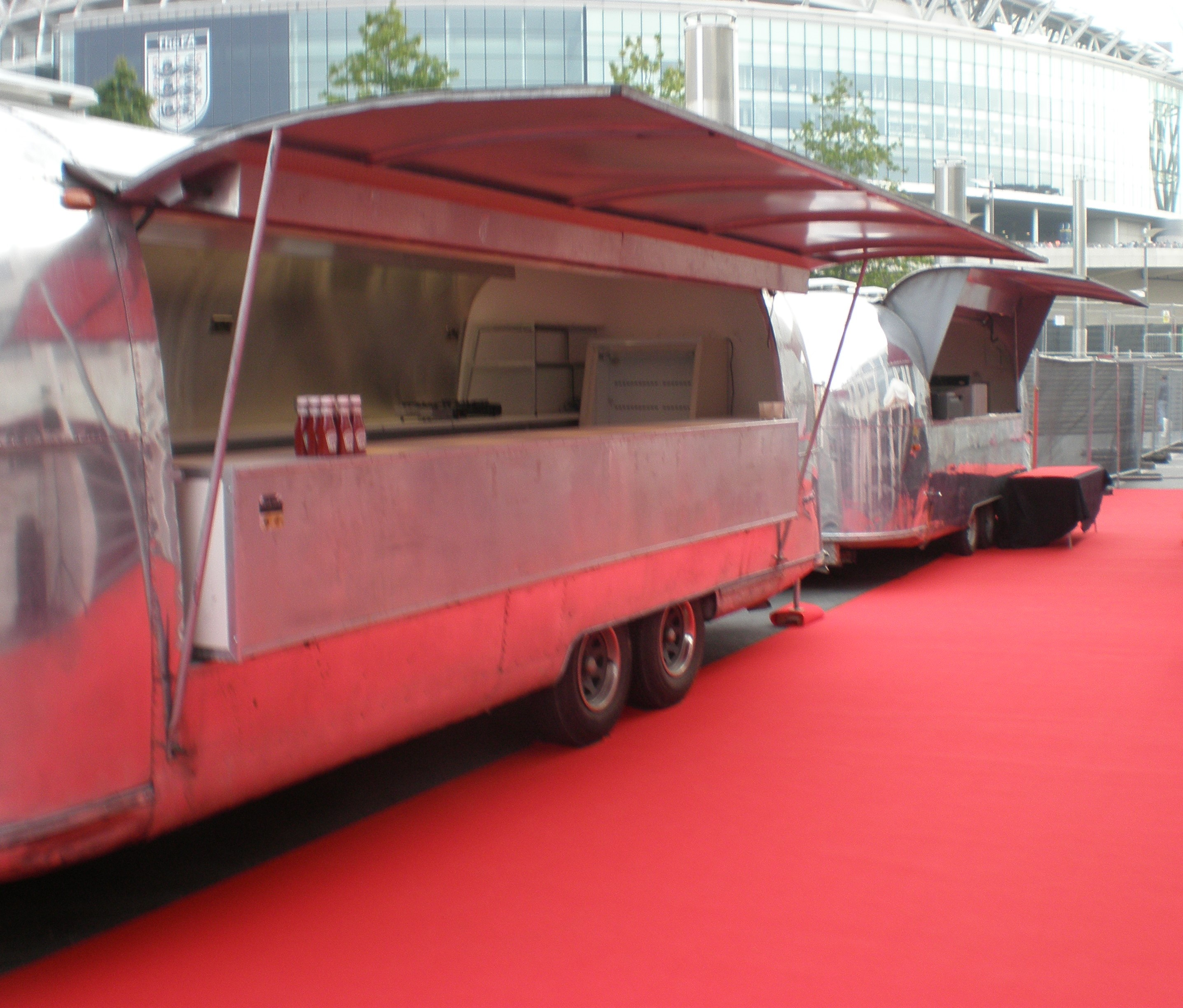 Adapted Airstreams - Banbury, Oxfordshire OX17 1HJ - 01295 730250 | ShowMeLocal.com