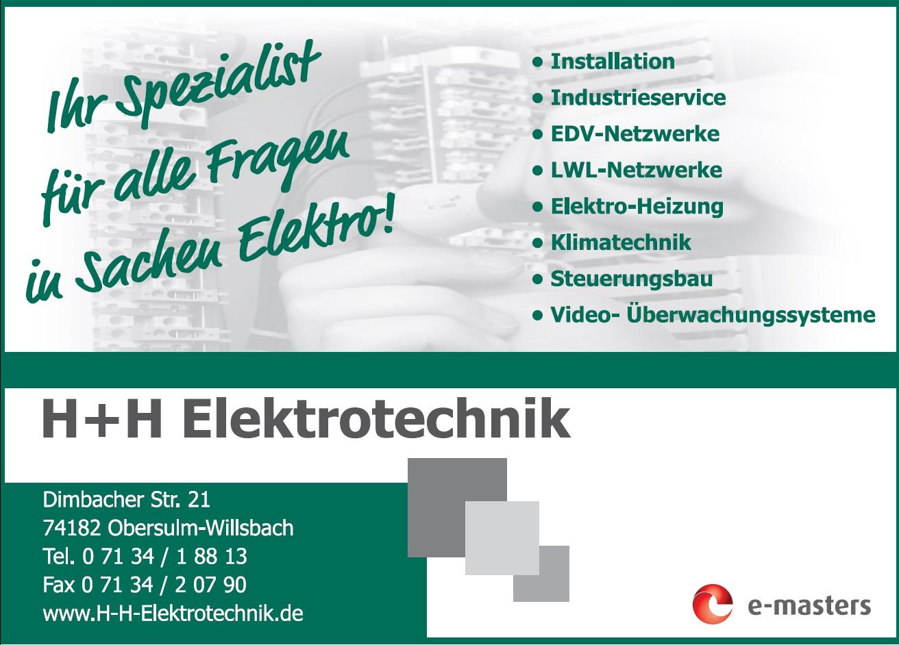 H+H-Elektrotechnik OHG