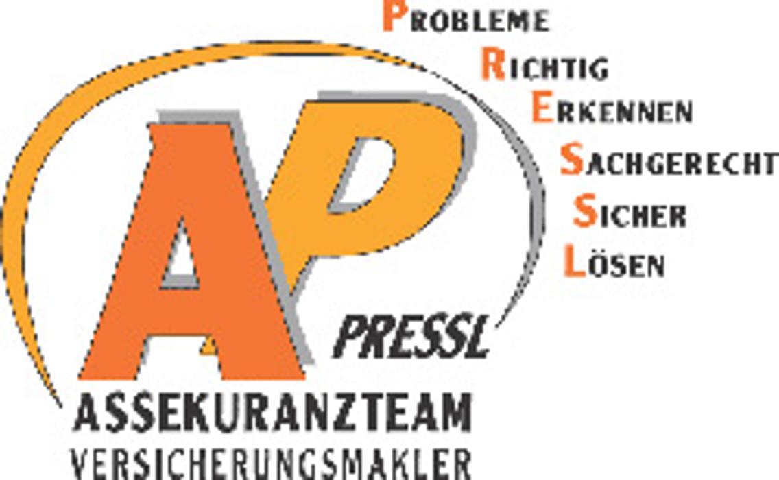 Logo von Assekuranzteam Pressl Finanz & Versicherungsmakler