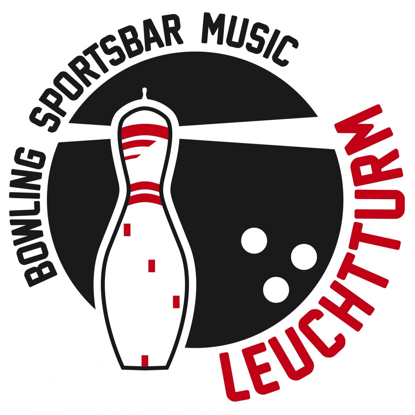 Leuchtturm Bowling Sportsbar Musik Schwäbisch Gmünd