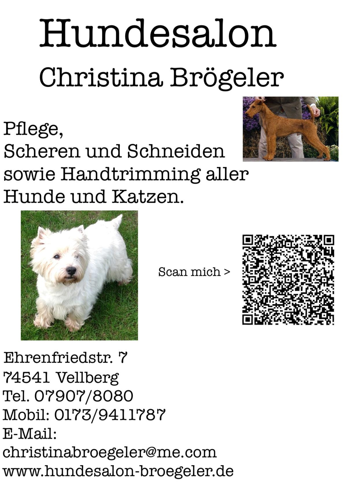 Hundesalon Christina Brögeler