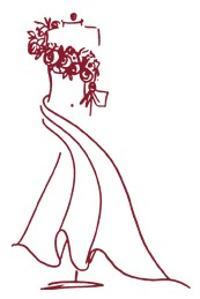 Judith Meier diefeinebraut Haute Couture