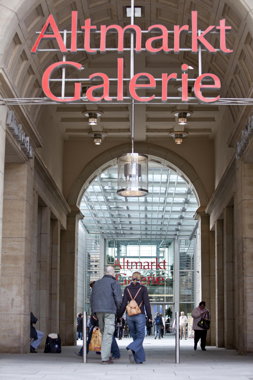 Altmarkt Galerie Dresden in 01067, Dresden