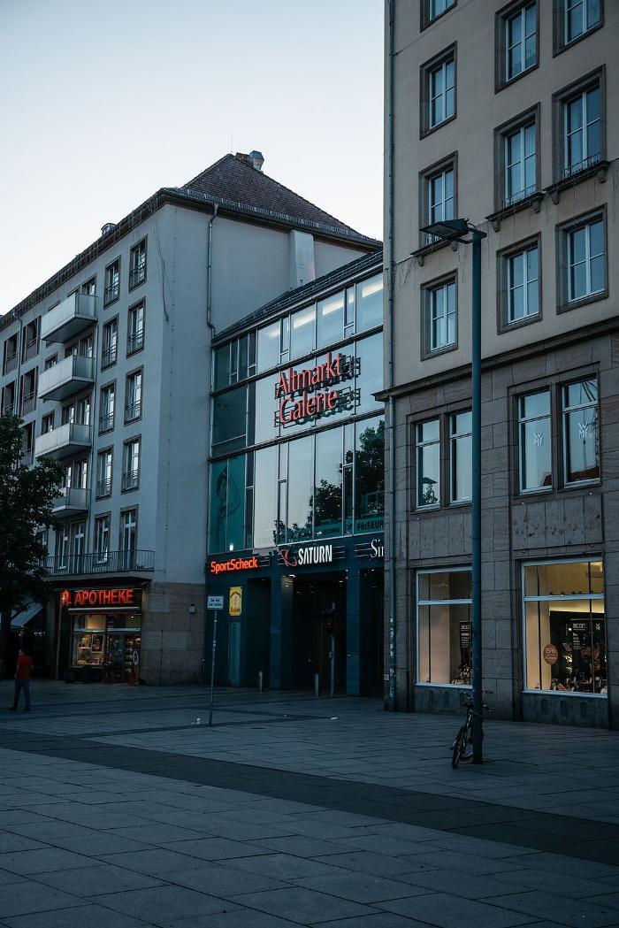 1und1 Mit Nur Einem Klick Am Ziel Altmarkt Galerie Dresden In Dresden