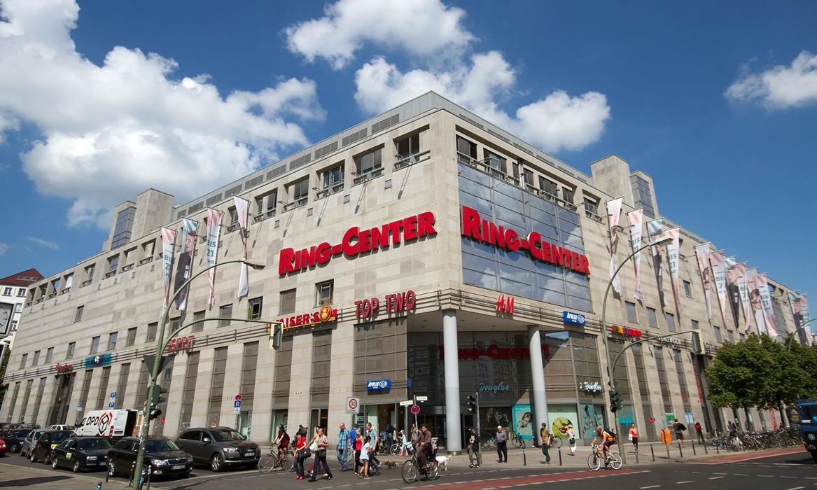 Ring-Center Berlin 2 + 3, Frankfurter Allee in Berlin