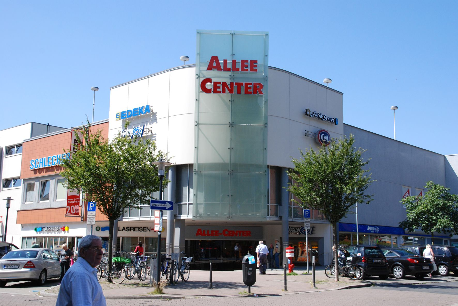 Allee-Center Essen-Altenessen