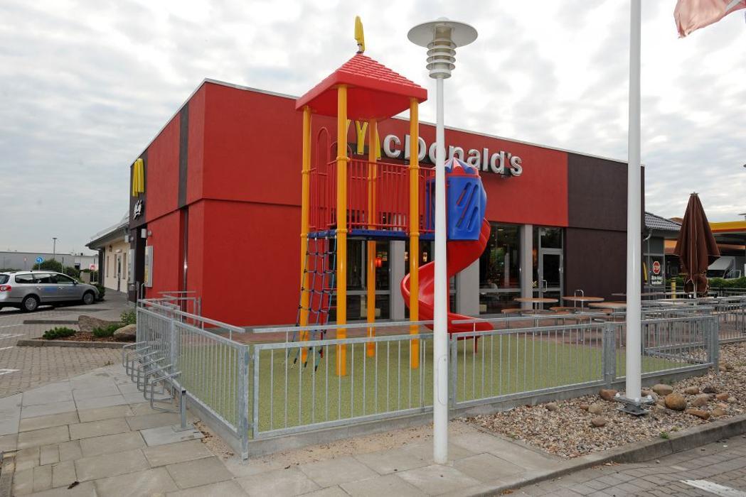 Bild der McDonald's Restaurant