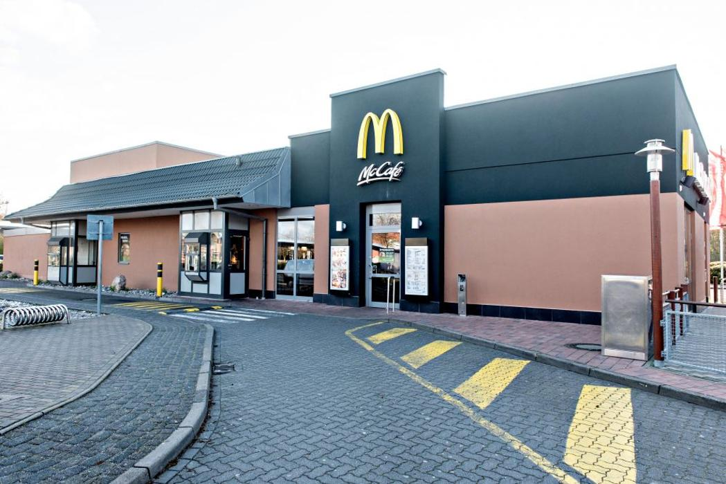 Bild der McDonald's