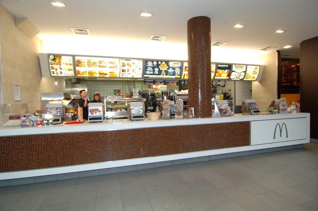 Focus Branchenbuch Mcdonalds Restaurant In