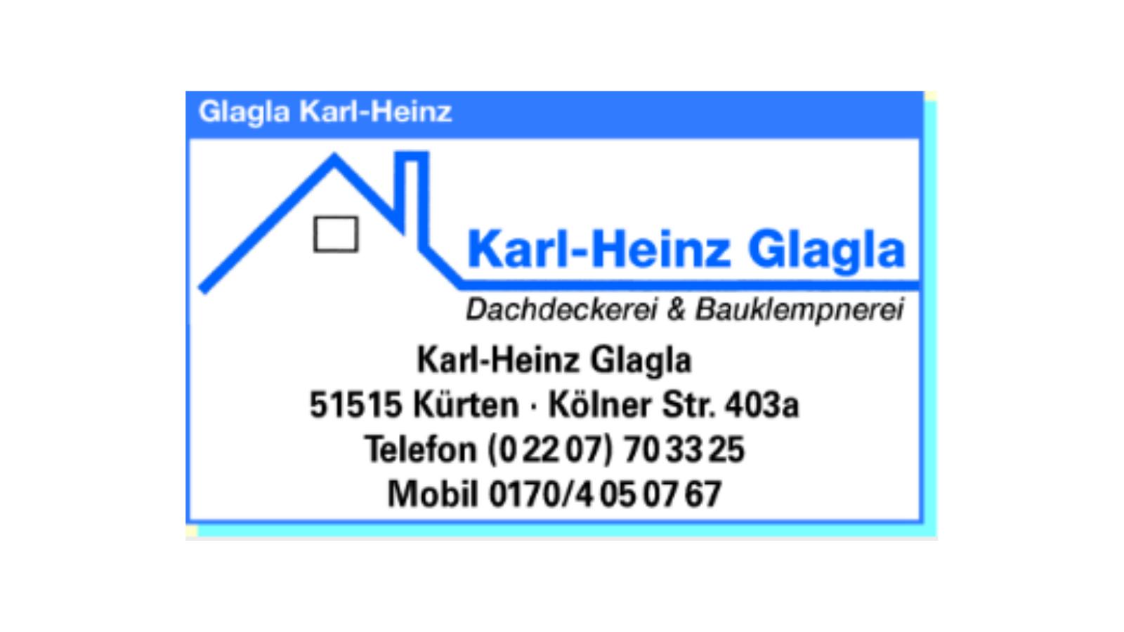 Karl-Heinz Glagla Dachdeckerei & Bauklempnerei