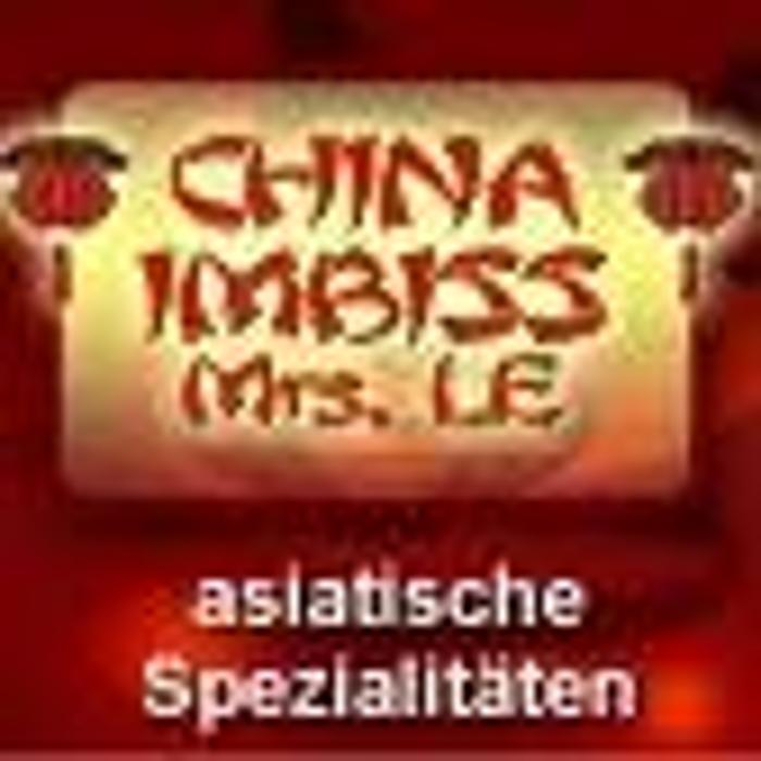 Chinaimbiss Mrs Le