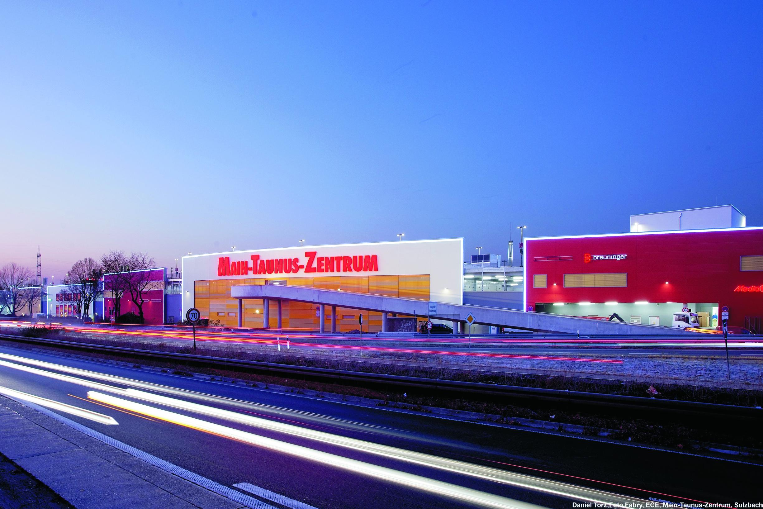 Main Taunus Zentrum Einkaufszentren Und Kaufhäuser in