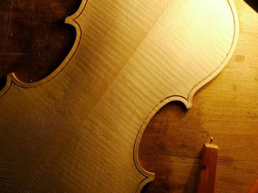 Thomas Billoux Luthier