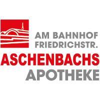 Aschenbachs Apotheke am Bahnhof Friedrichstraße