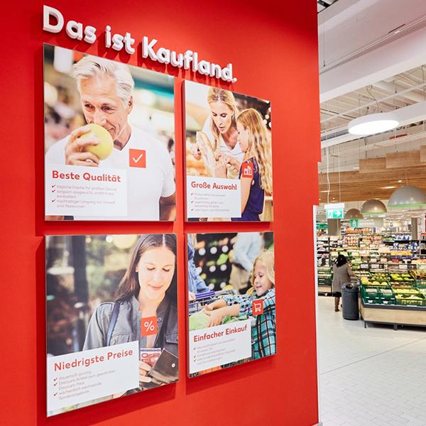Kaufland Freiberg, Häuersteig