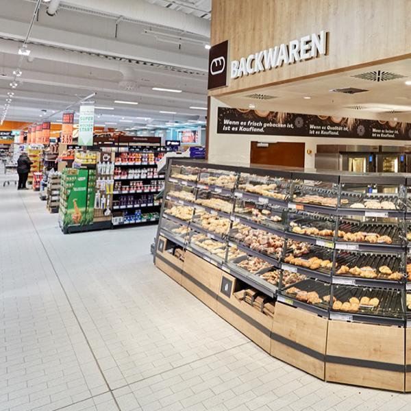 Kaufland Remscheid, Brücken Center