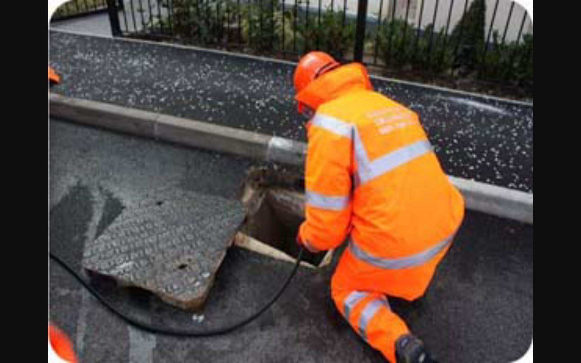 Northdown drains