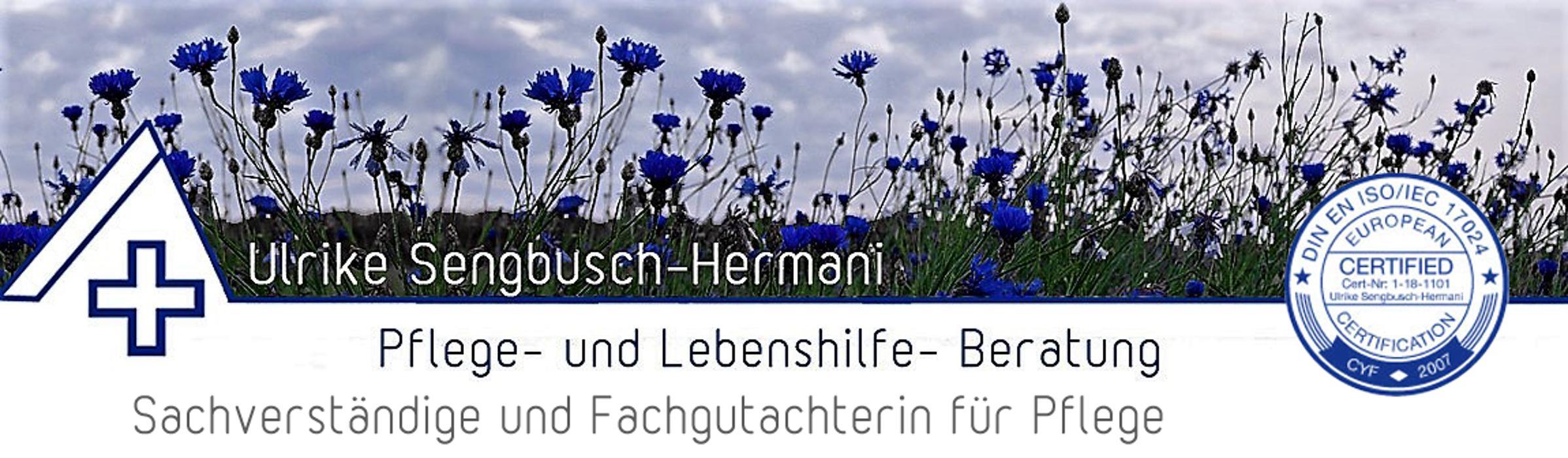 Bild zu A. Ulrike Sengbusch-Hermani, exam. Krankenschwester, Pflegeberaterin, Sachverständige für Pflege in Hamburg