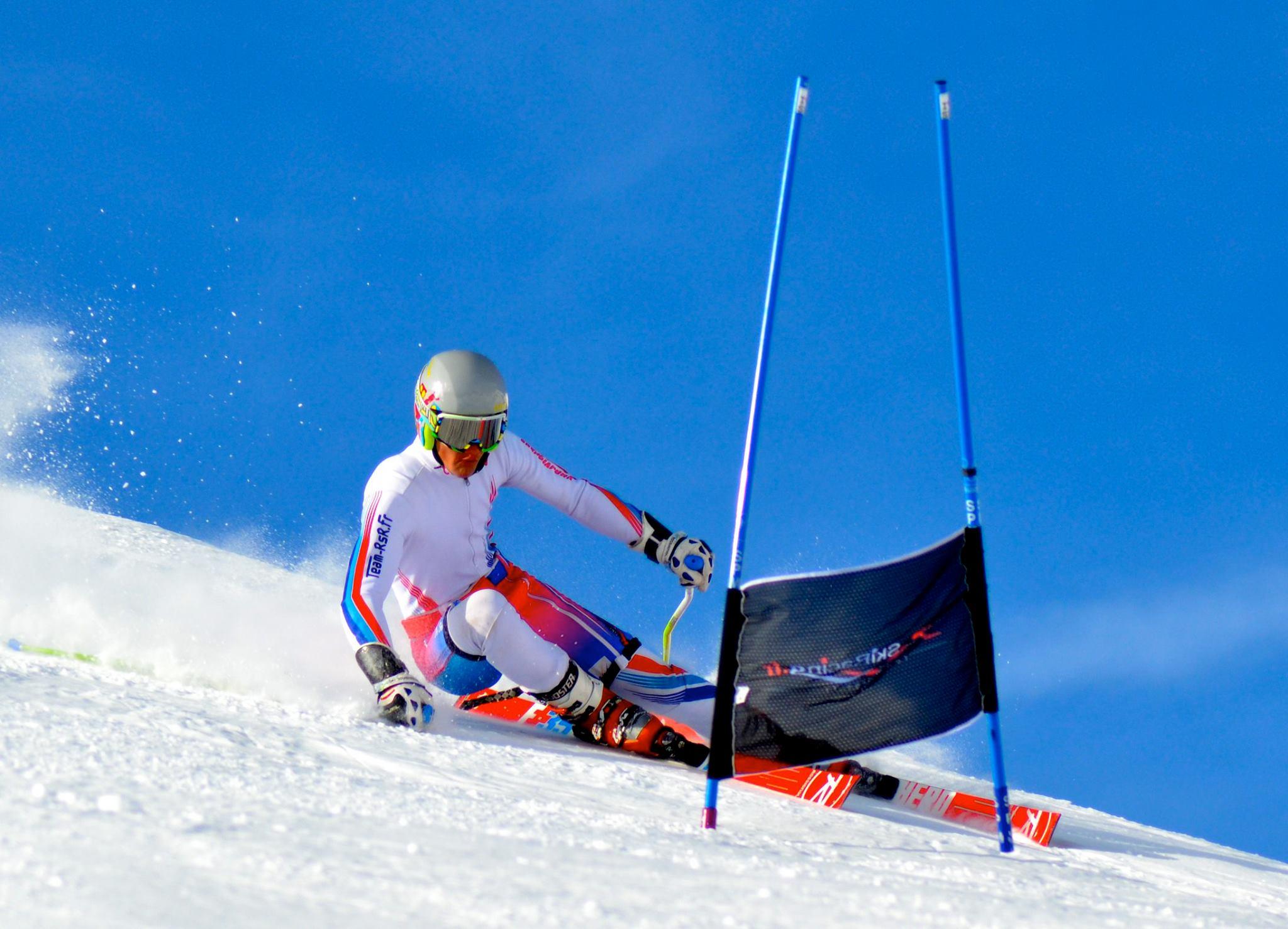 Racing Ski for Race