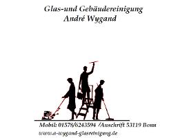 Glas-und Gebäudereinigung André Wygand