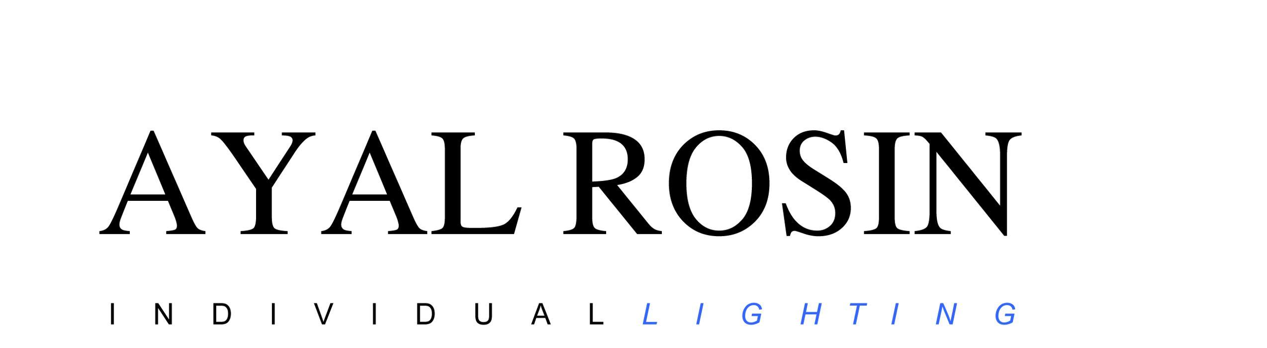 Logo von AYAL ROSIN INDIVIDUAL LIGHTING LEUCHTEN