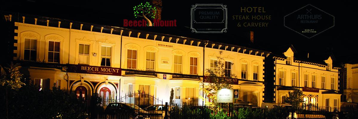 Beech Mount Hotel & Arthurs Restaurant