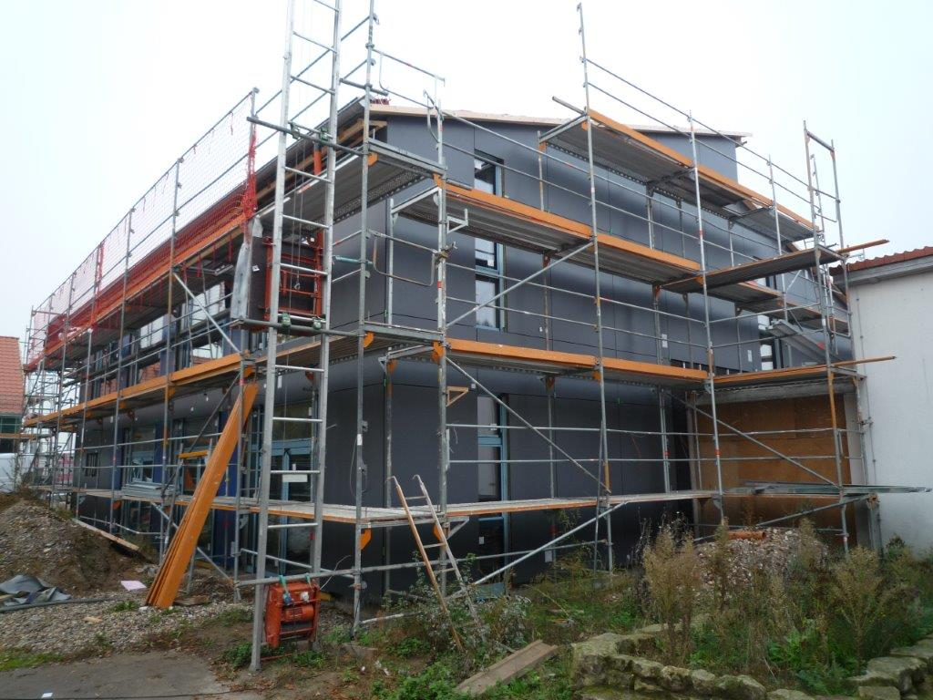 IB für Arbeitsschutz auf Baustellen