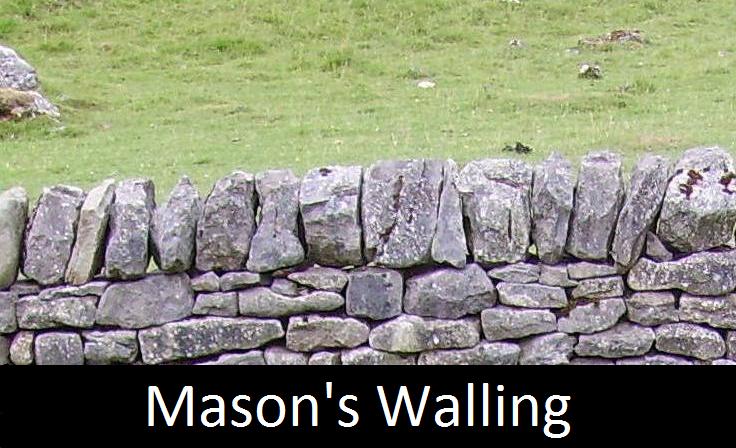 Mason's Walling