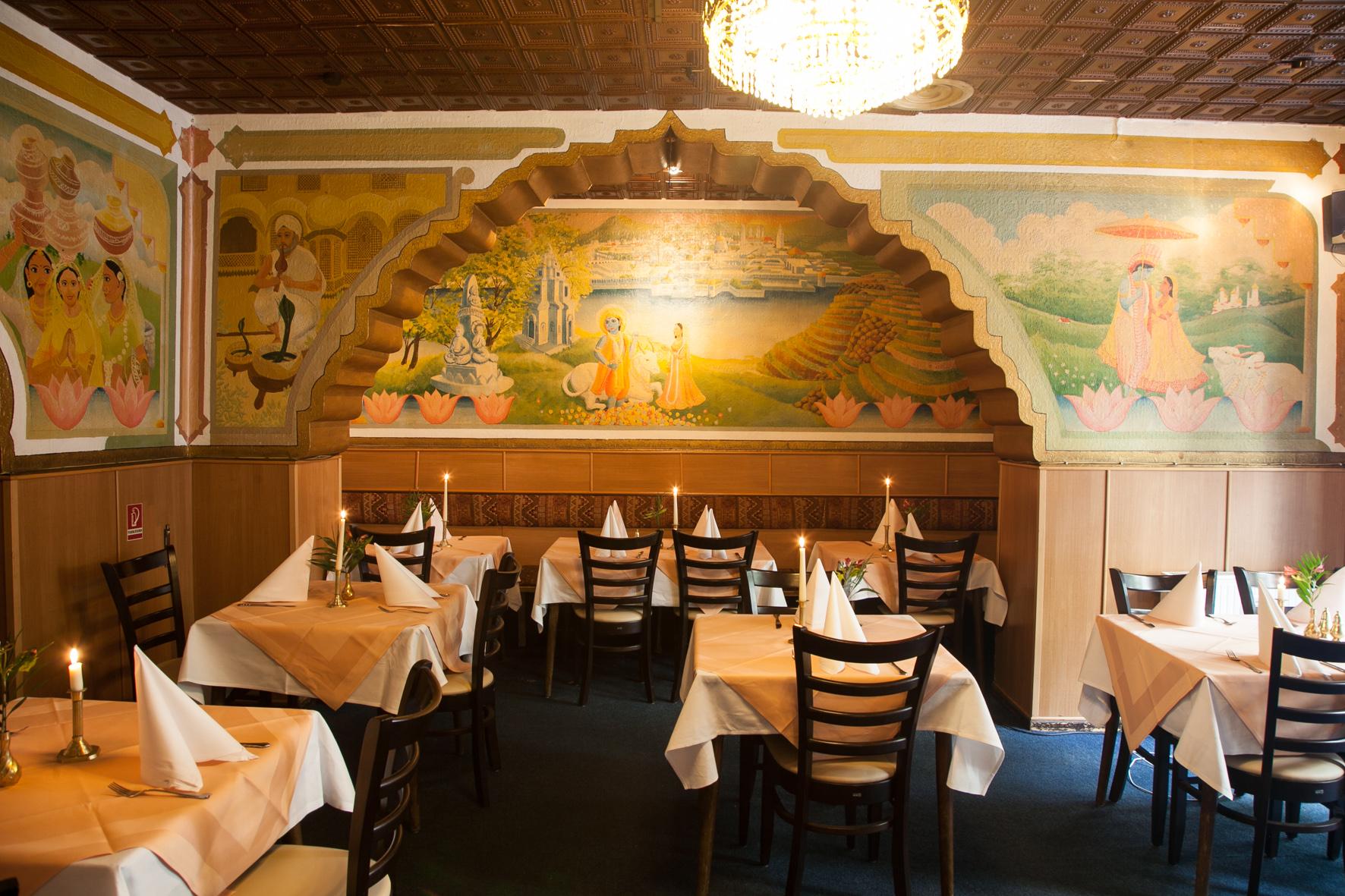 Restaurant Calcutta Bleibtreustraße