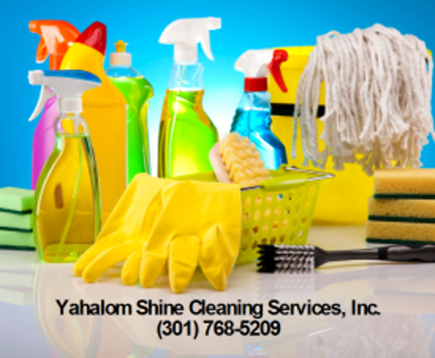 Yahalom Shine Cleaning Services, Inc - Lanham, MD