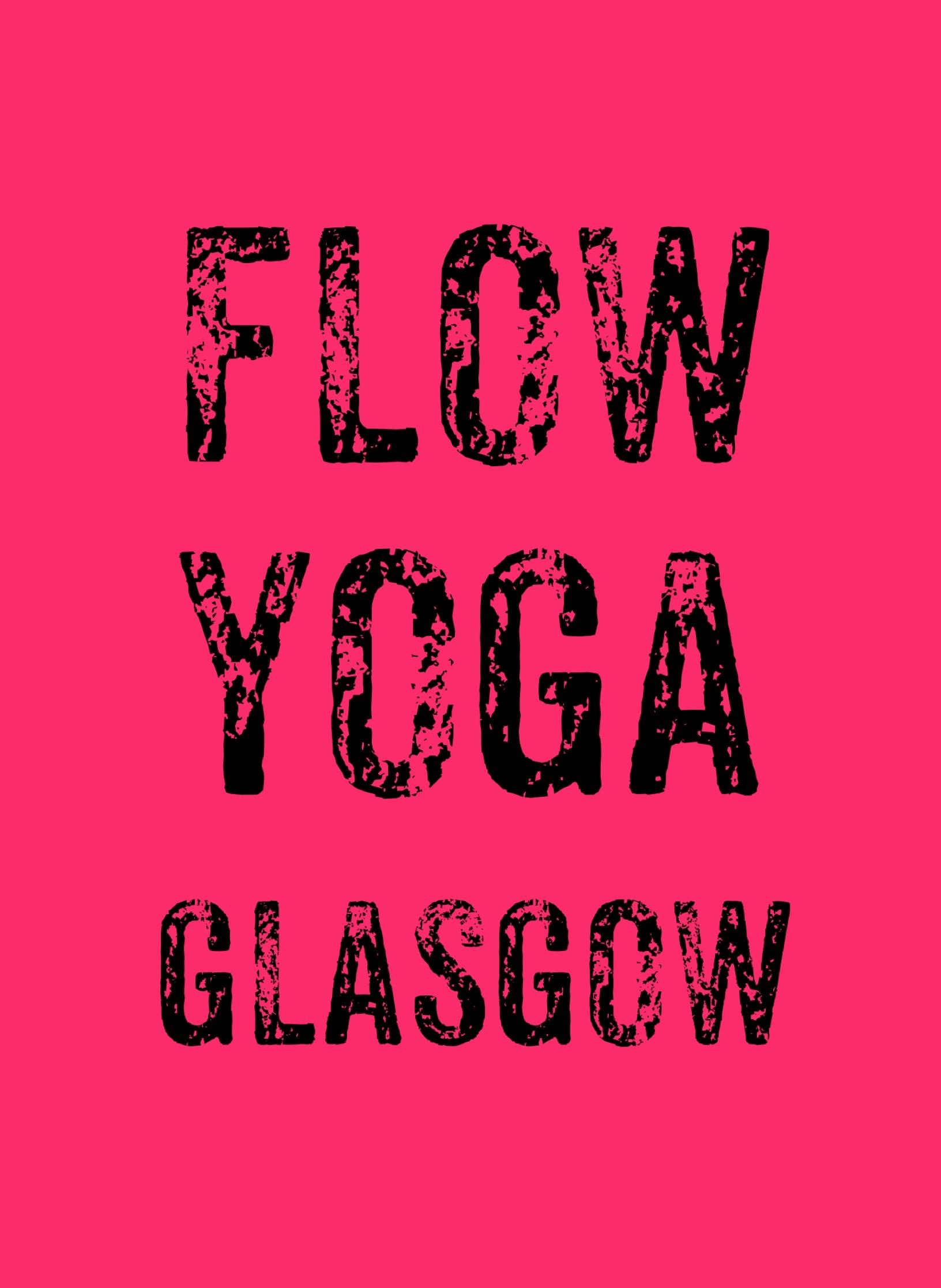 Flow Yoga Glasgow