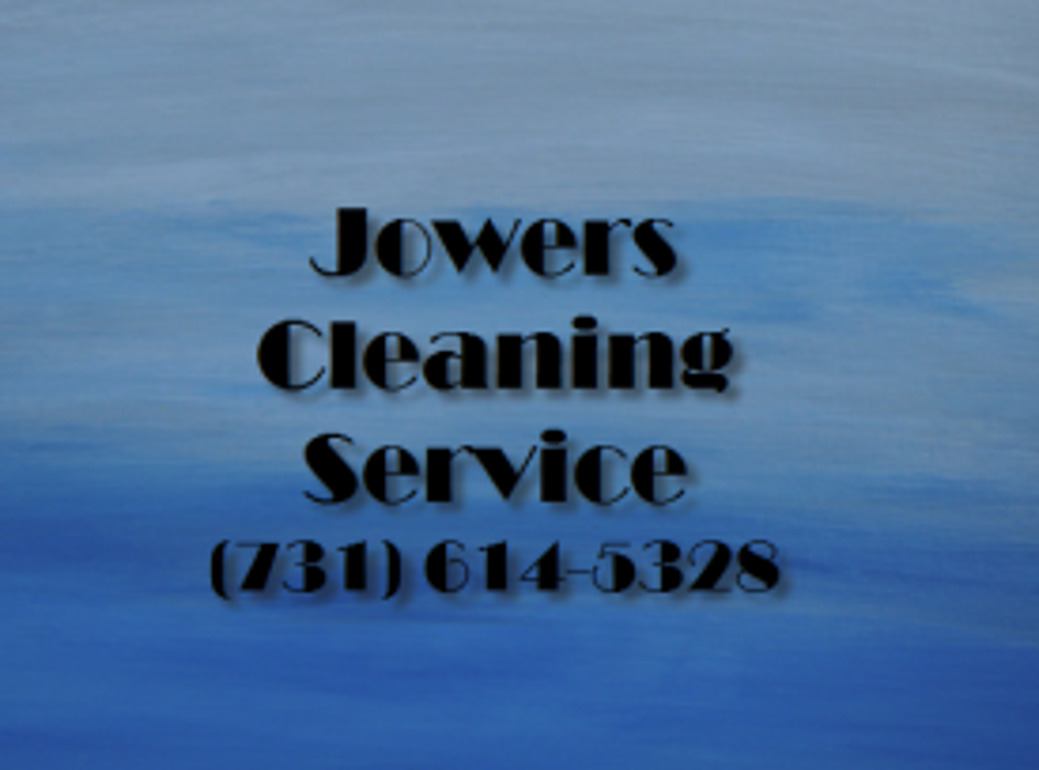 Jowers Cleaning Service - Jackson, TN